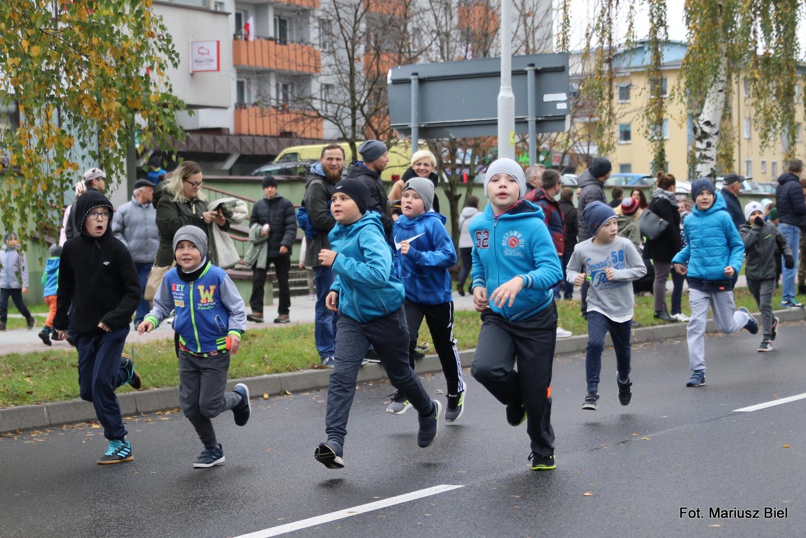 28. Bieg Niepodległości bez dzieci