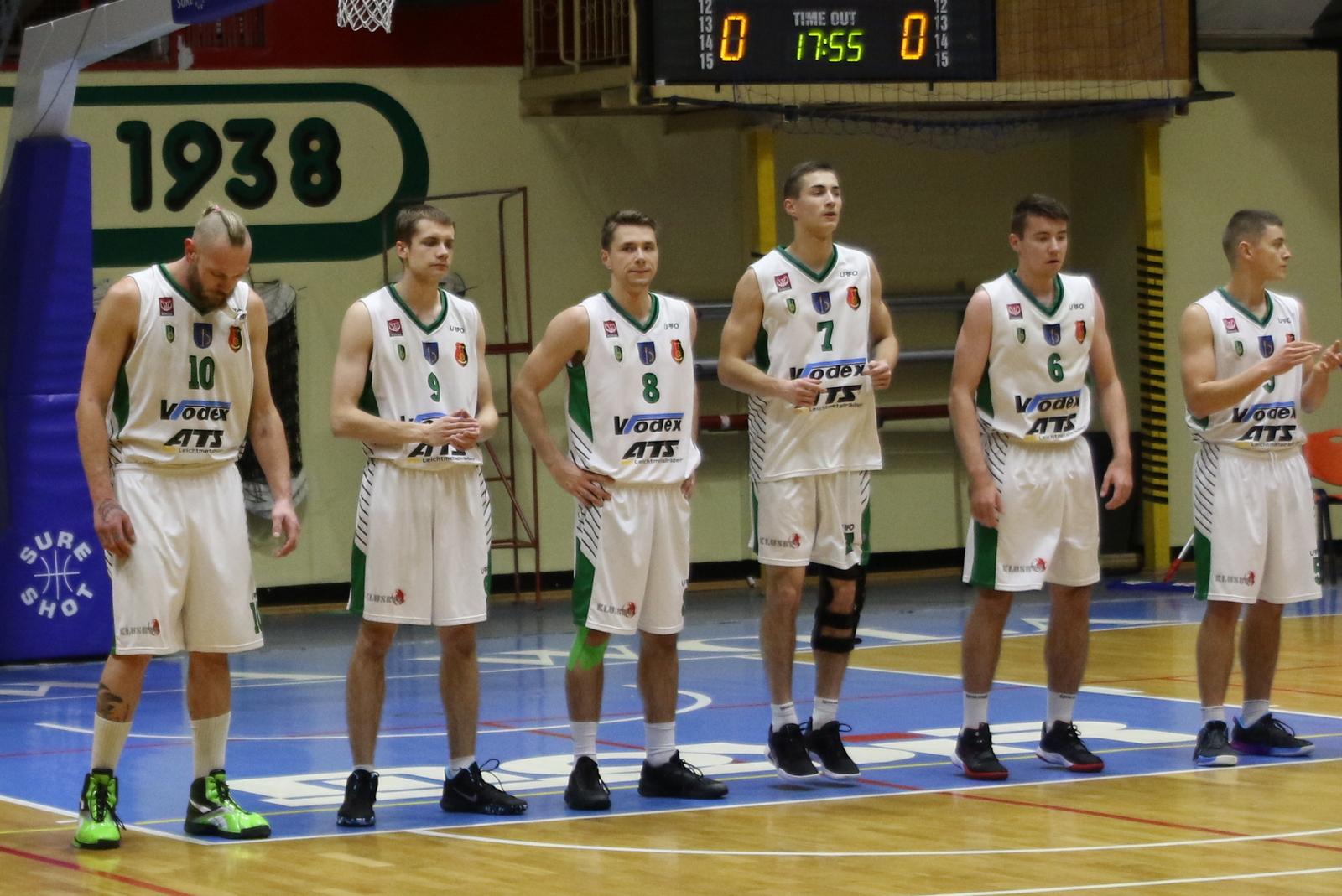 Porażka koszykarzy Stali z Unią Tarnów
