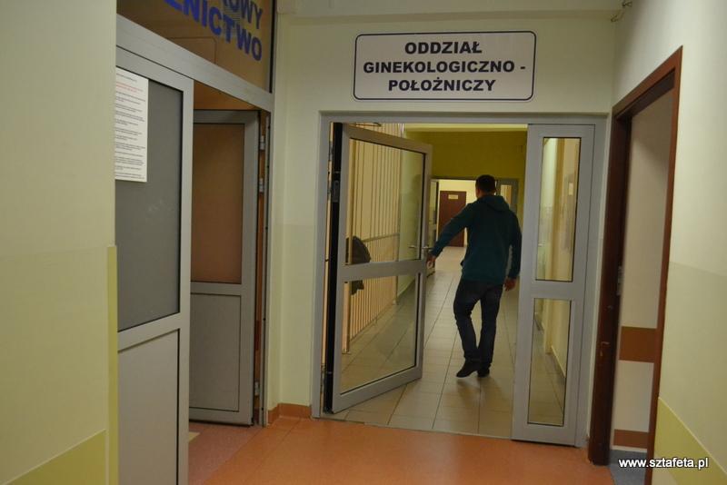 NISKO. Szpital wznowił przyjęcia na oddział ginekologiczno-położniczy. Na razie w trybie nagłym