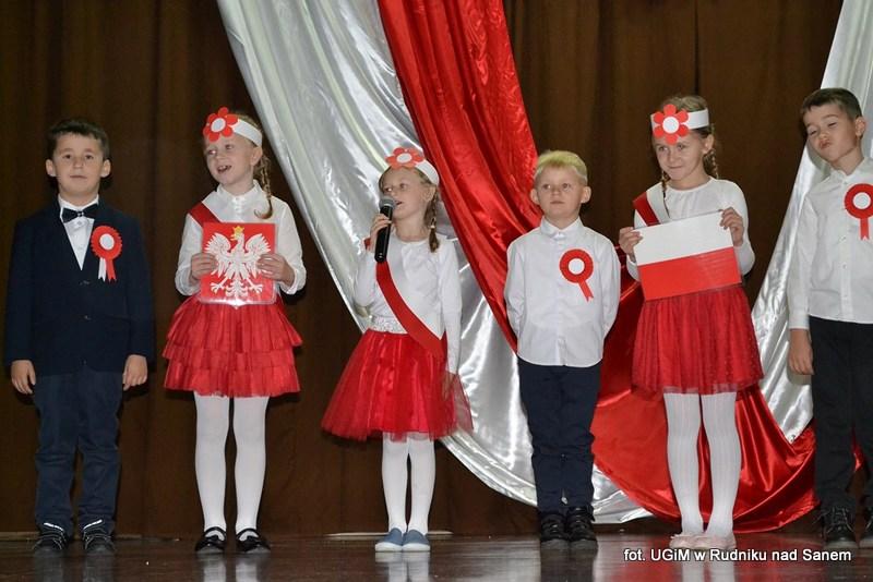 W Rudniku pomimo pandemii uczcili niepodległość
