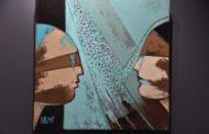 Synergia w obrazach Elżbiety Boukourbane i Michała Potaczały