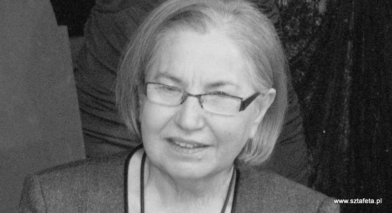 Zmarła Danuta Steczkowska