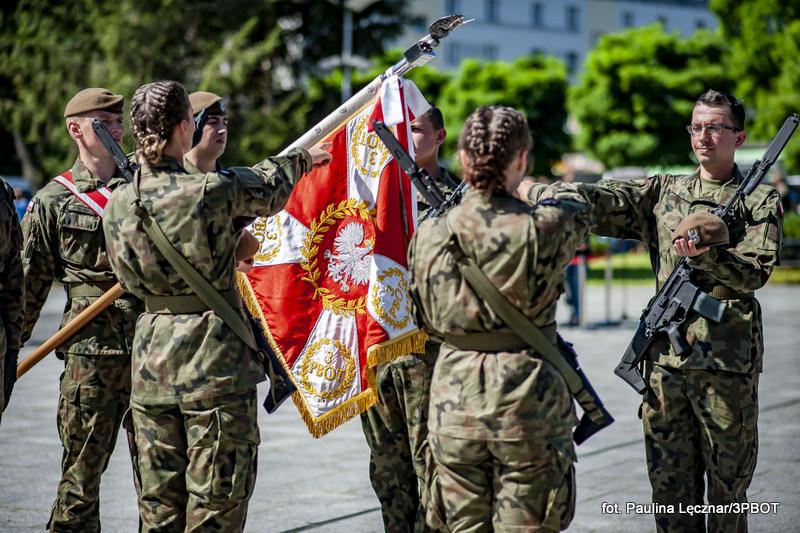 Terytorialsi będą przysięgać w Jarosławiu