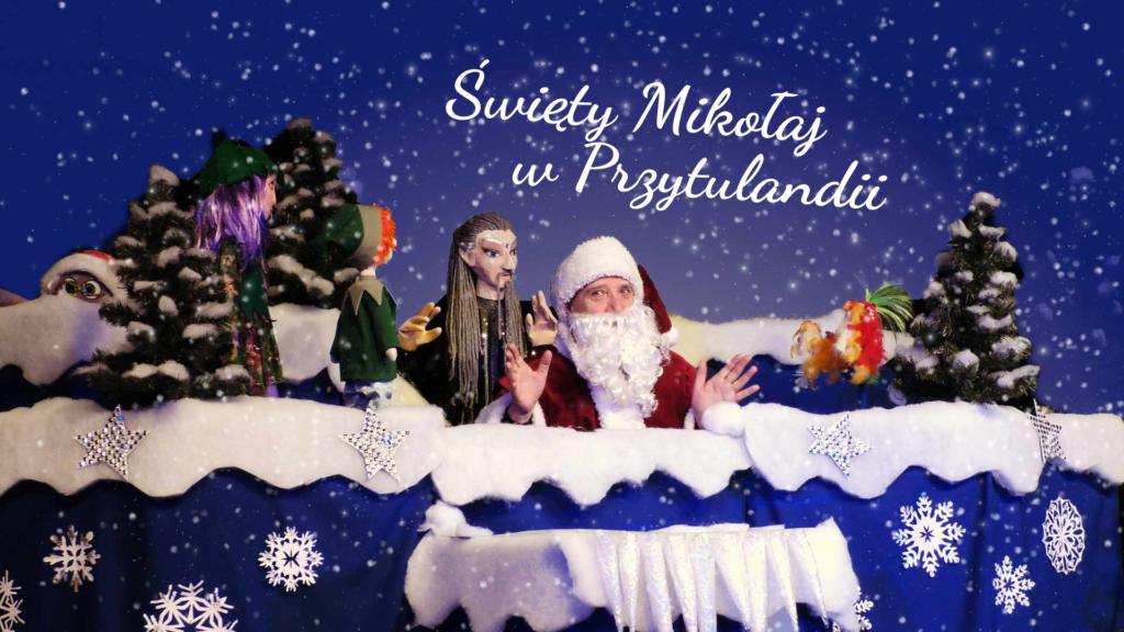 Stalowa Wola: Święty Mikołaj w Przytulandii