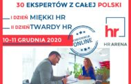 Drugie spotkanie praktyków HR − HR ARENA już 10 i 11 grudnia