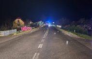 Tragiczny wypadek w Brzózie Królewskiej. Nie żyje dwóch młodych mężczyzn