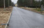 Zakończyli kolejny etap modernizacji ul. Świerkowej w Lipie