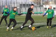 """""""Zielono-czarni"""" zagrali dla dzieci z Ochronki"""