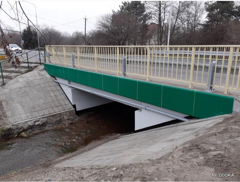 Remont mostu na rz. Jelonek dobiegł końca