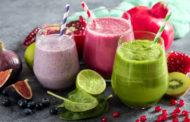 7 najlepszych składników do dietetycznych smoothies