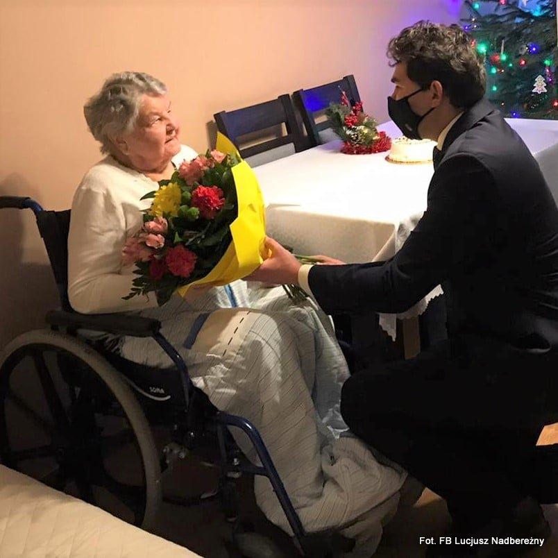 100 lat pani Heleny