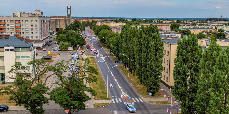 Stalowa Wola: Prezydent wystosował pismo do starosty w sprawie ul. Popiełuszki