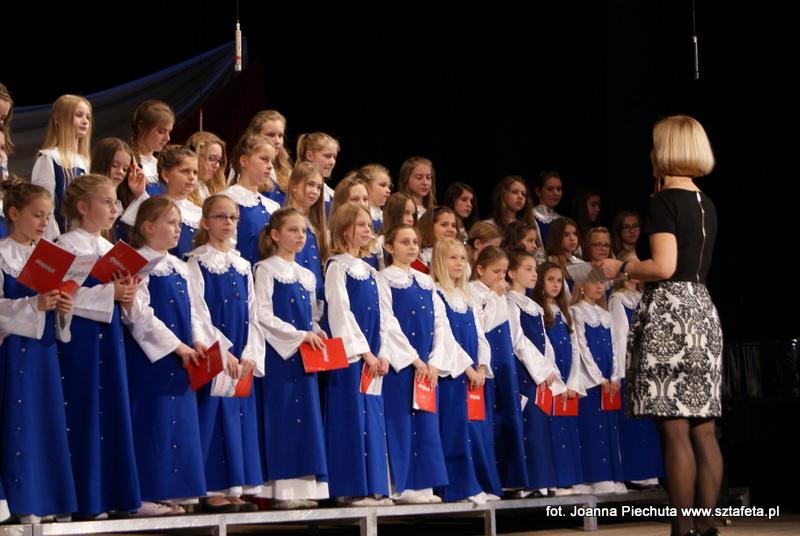 Śpiewająco świętowali 11 Listopada