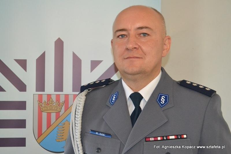 Nowy komendant policji w Nisku